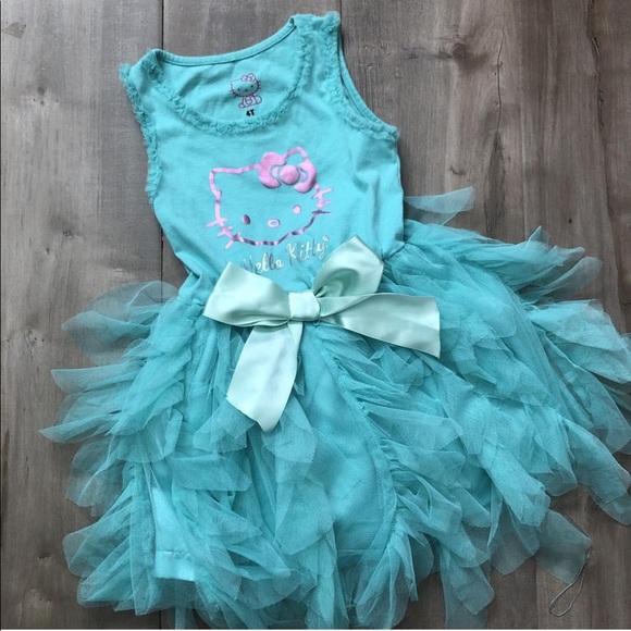 Hello Kitty Other - ❌SOLD❌ EUC 4T Hello Kitty dress